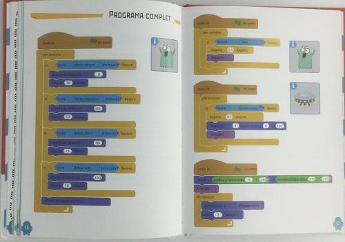 Programa como un genio. Crea tus videojuegos con Scratch, interior