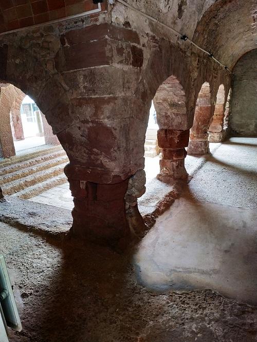 Termas romanas de Caldes de Montbui