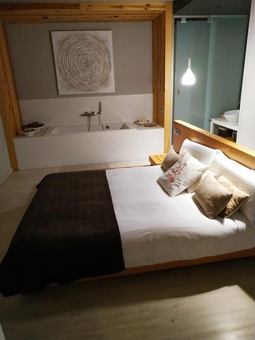 Dormitorio Airbnb en Barcelona