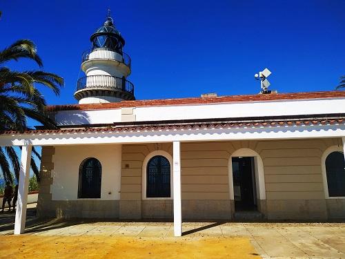 Faro de Calella, Maresme