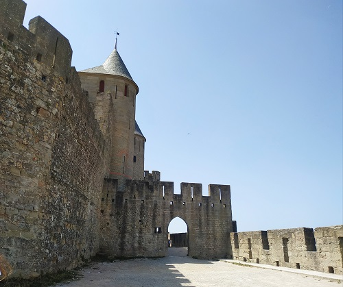 Murallas y Torres Carcassone
