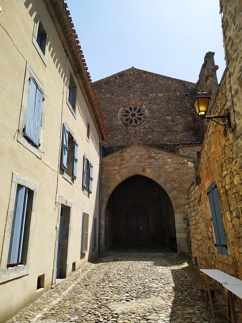 Iglesia Lagrasse