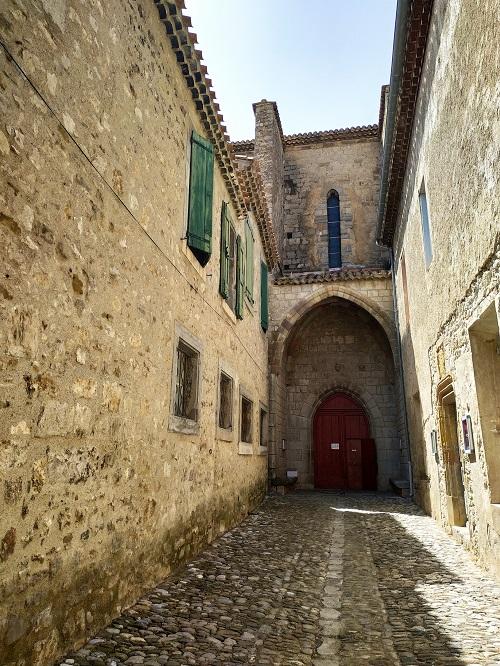 Pueblo medieval