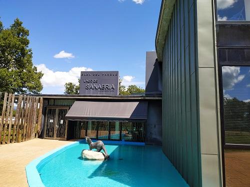 la Casa del Parque del Lago de Sanabría