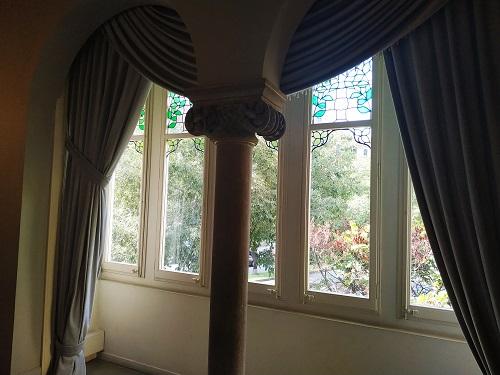 Interior de la Casa de les Punxes