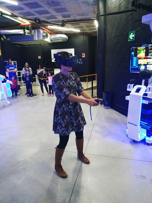 Realidad virtual 7fun