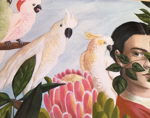 álbum ilustrado, Frida Kahlo