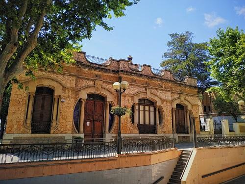 Can Pahissa, Vilanova