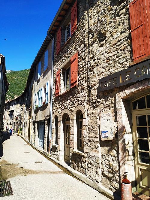 Calle, Villefranche de Conflent