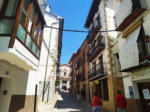 Castellón, calle