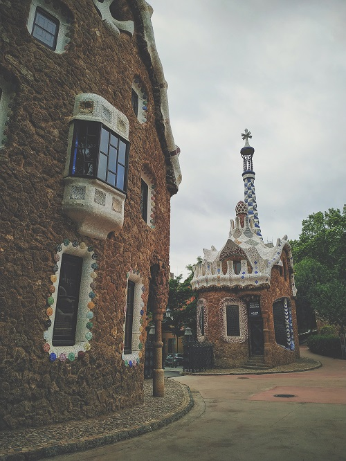 Casa del Guarda, Güell