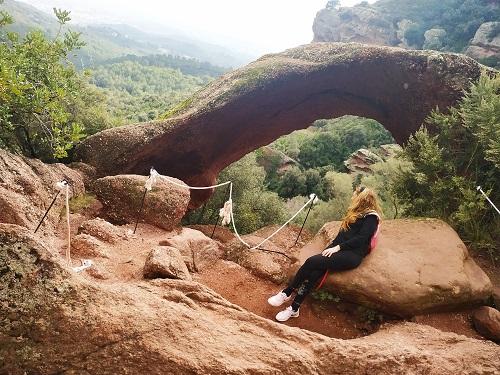 Roca foradada, Bruguers
