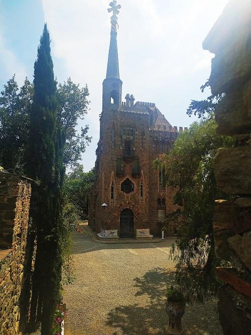 Torre Bellesguard, Gaudí