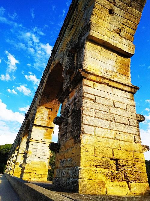 Detalle, Pont du Gard