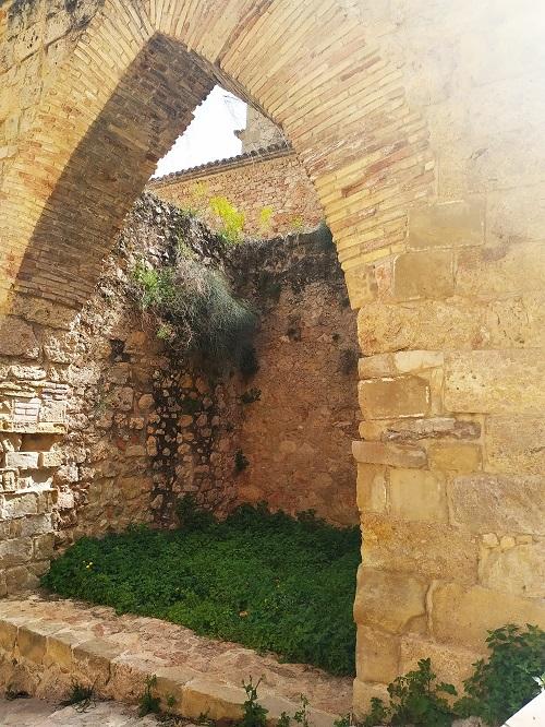 Miravet centro historico