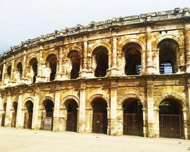 Anfiteatro de Nimes