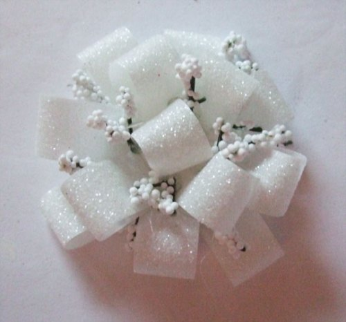 bow with flower