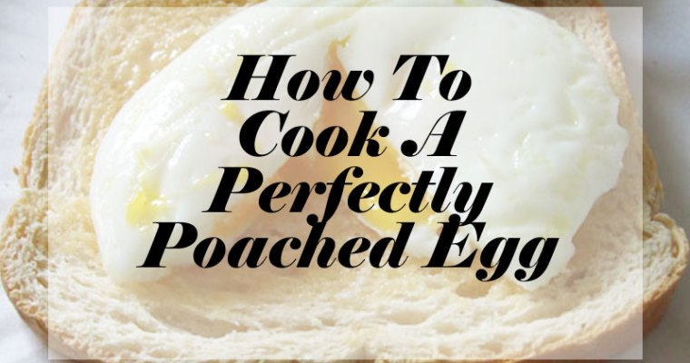 Making Perfectly Poached Eggs Using Egg Poach Cups