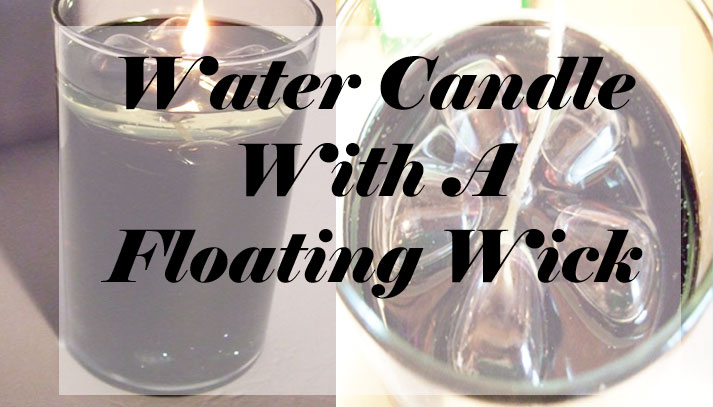 How To Make A Beautiful Invisible Floating Candle