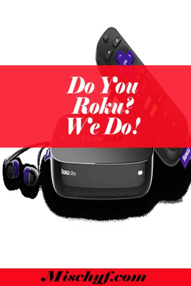Do you Roku? Roku is the first streaming device. Binge watch your favorite series. https://mischyf.com/roku/ affiliate