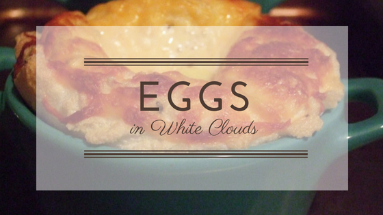 Eggs in White Clouds