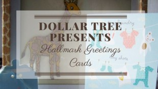 Did you know that Dollar Tree now has Hallmark greeting cards?