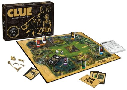 The Legend of Zelda - Clue