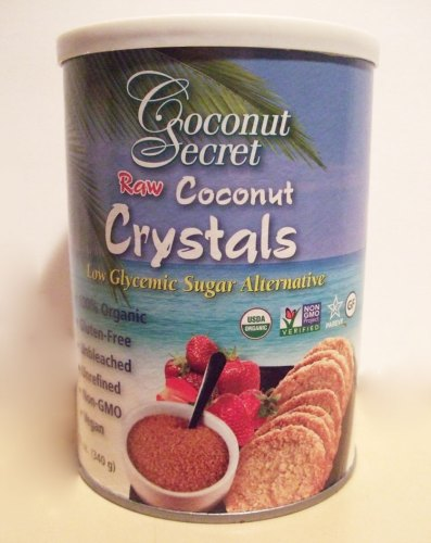 Coconut Crystals can be a replacement for pure cane sugar. https://mischyf.com/coconut-aminos/