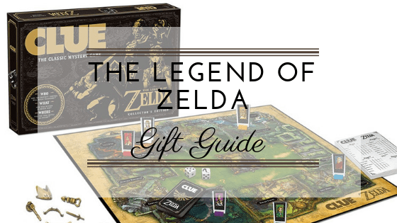 The Legend of Zelda Gift Guide