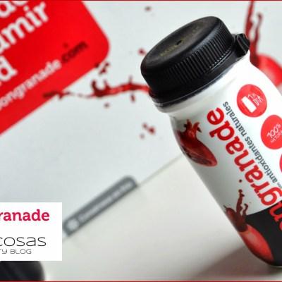 Antioxidantes naturales con Bongranade