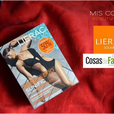 Lierac 'Sunific Solaire Capsules' by Cosas de Farmacia