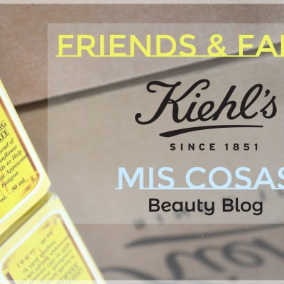 Friends and Family Kiehl's & Daily Reviving