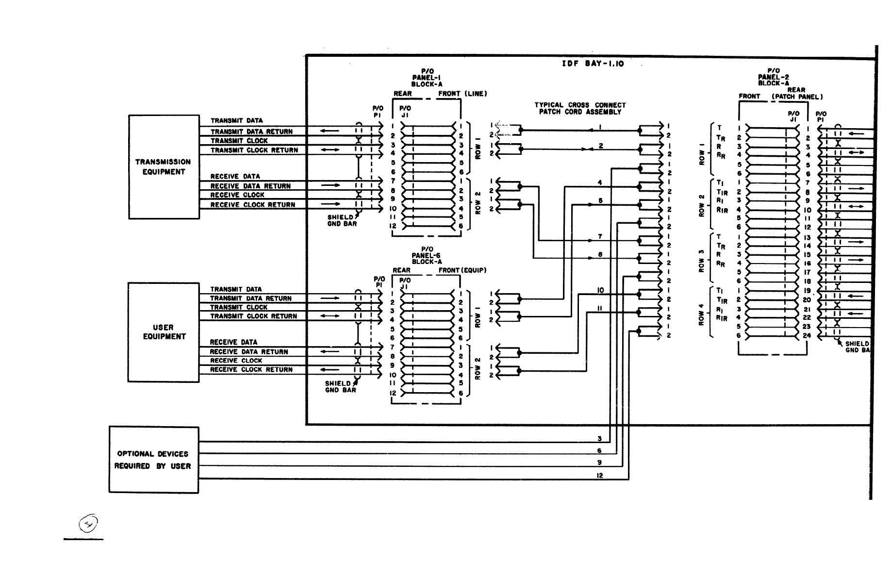 Figure Fo 13 Typical Black Digital Circuit Idf Connection