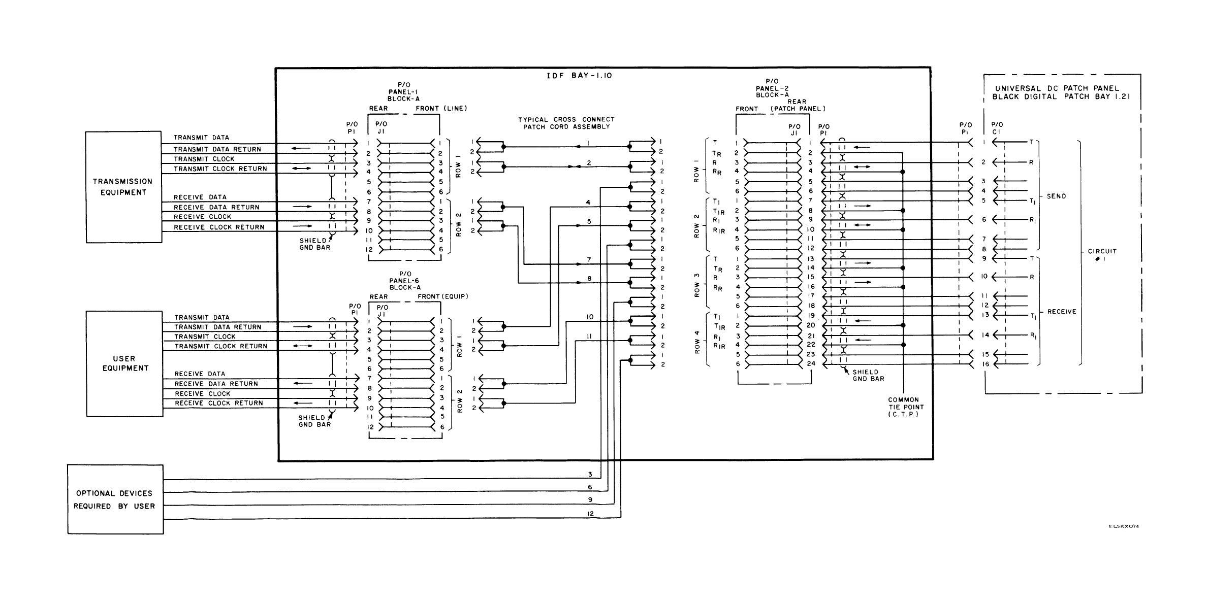 Figure Fo 5 Typical Black Digital Circuit Idf Connection Diagram