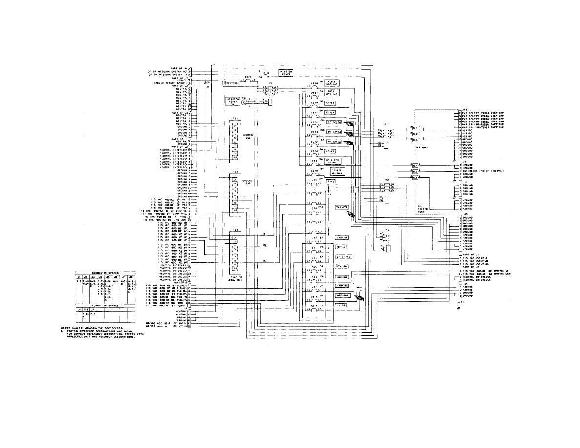 Fo 1 Power Distribution Box Schematic Diagram