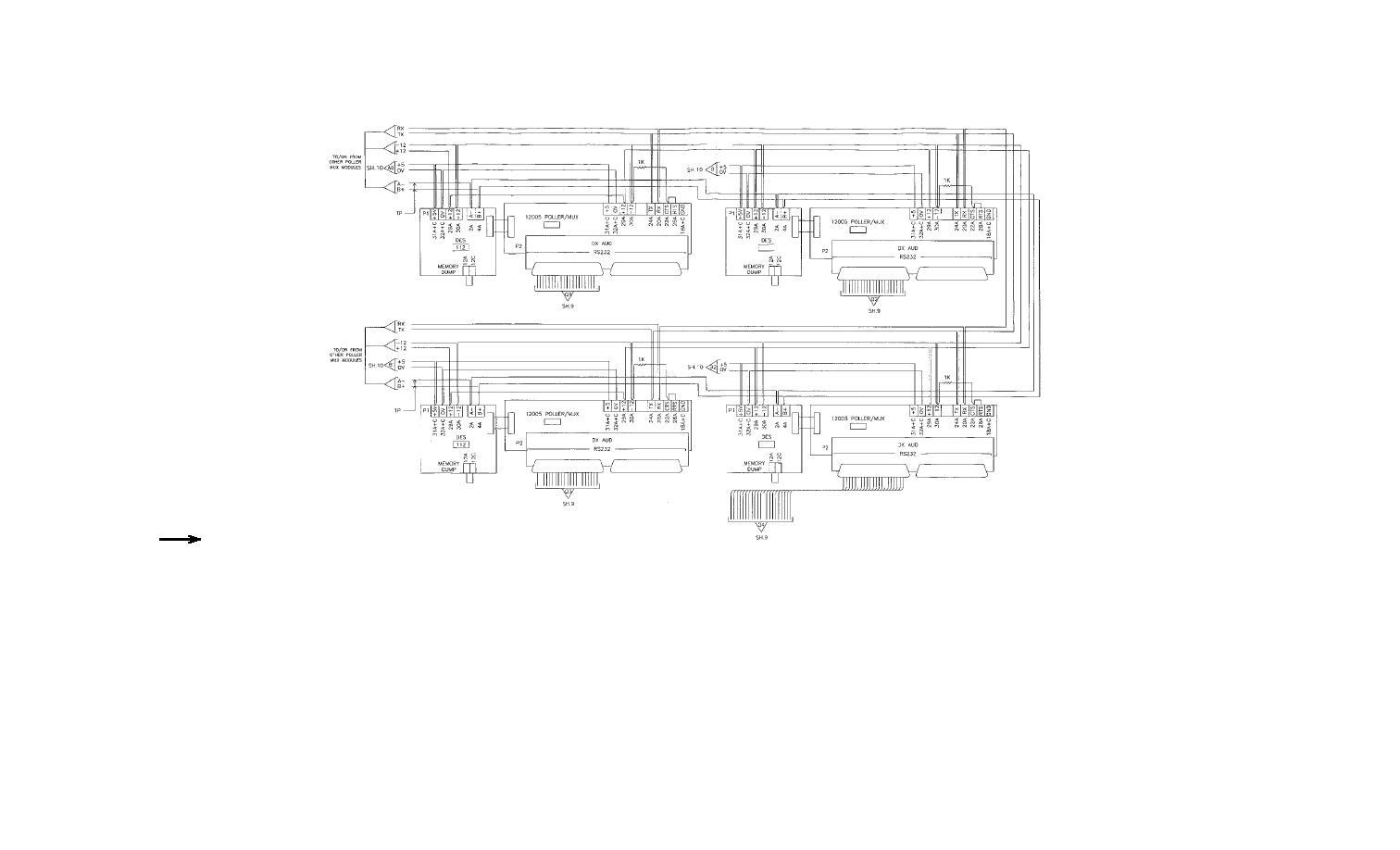 Fo 2 Pmc Functional Wiring Block Diagram Sheet 6 Of 11