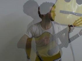 Thunder Coil Guitar Shoulder Strap