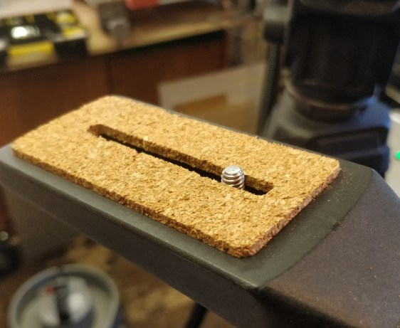 Meet Moot_One CNC / Cork Padding Replacement