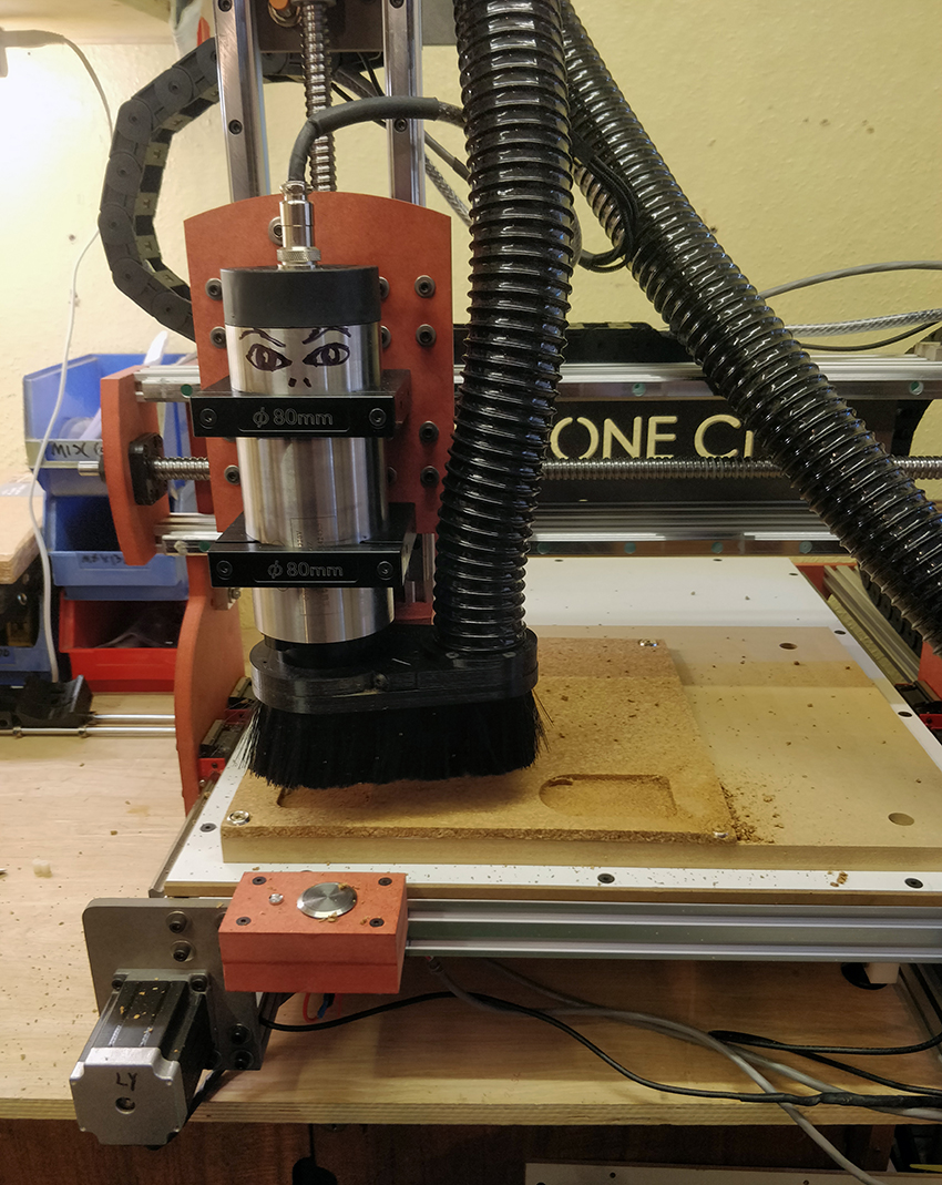 Moot_One Desktop CNC Machine2