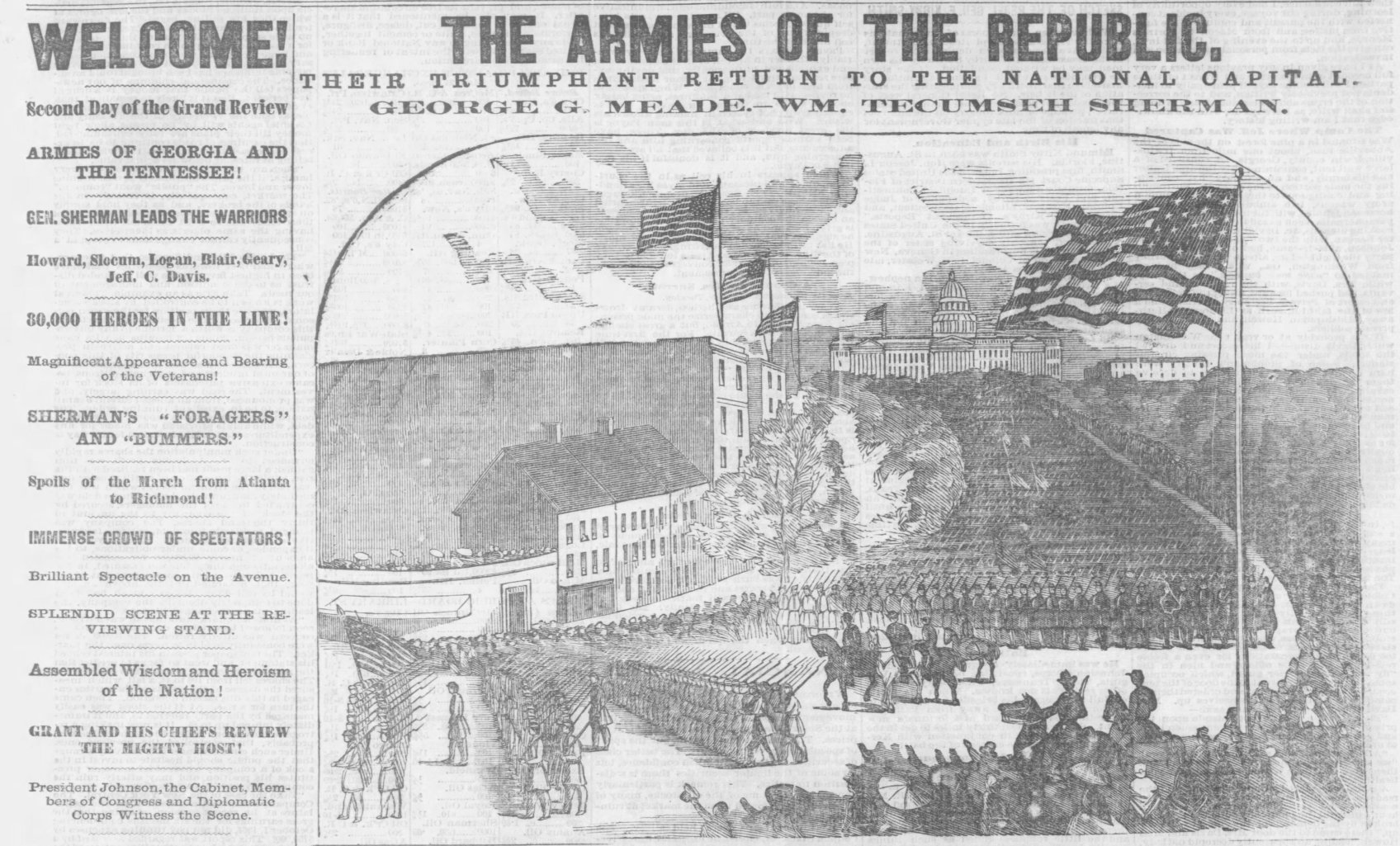 GrandParade The_Philadelphia_Inquirer_Thu__May_25__1865_