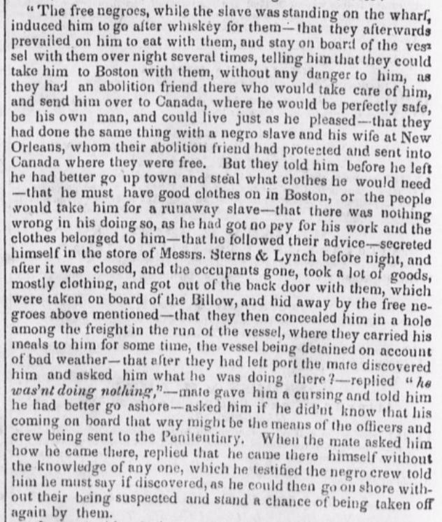 TexasStateGazette Jan 17, 1852