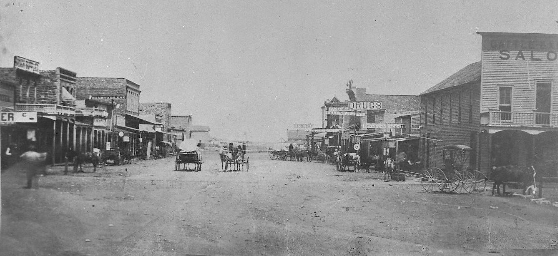 Abilene Pine Street
