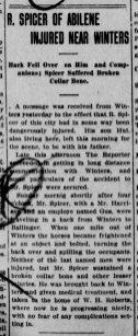 Abilene Reporter Feb 1 1909
