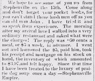 Clarksville Standard March 25 1881