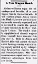 Taylor County News May 22 1885