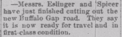 Taylor County News December 3 1886