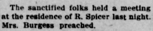 Abilene Reporter October 28 1898