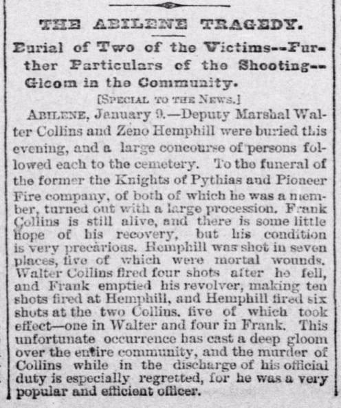 Galveston Daily News January 10 1884