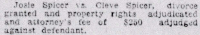 Cleve Divorce AbMorningNews 26Feb1929a