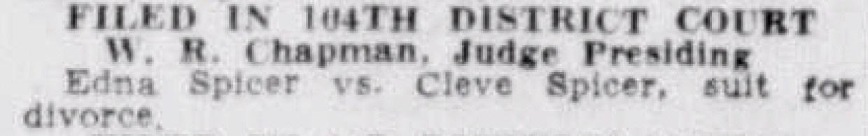 Cleve Divorce AbReporter 8Feb1939a